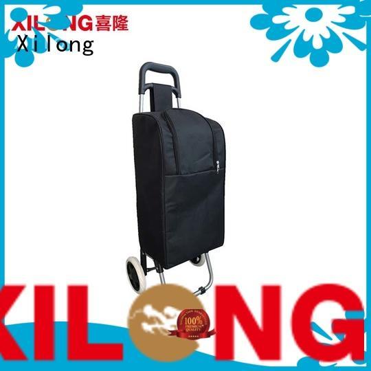 Xilong design wholesale cooler bags wheel for boys