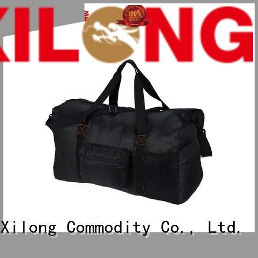 Xilong cheap duffle bags in bulk Supply
