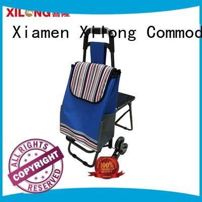 Xilong at discount cheap custom printed shopping bags customization for travel