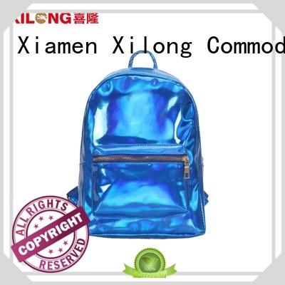 Xilong bag wholesale school backpacks favorable price for students