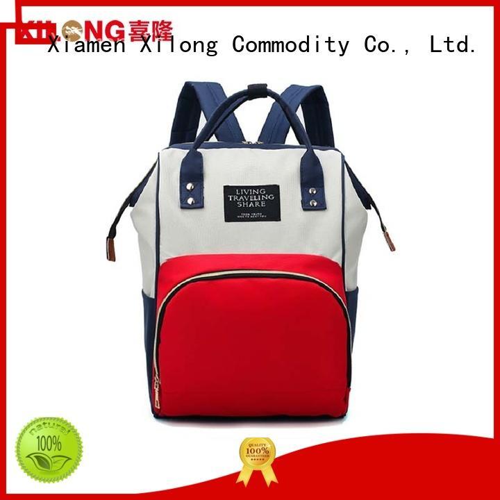 mummy backpack diaper bag for boy large Xilong