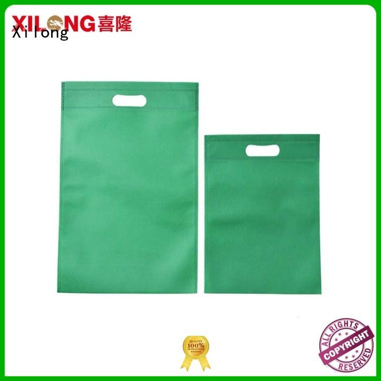 Xilong handle easy shopping bag free sample for trip
