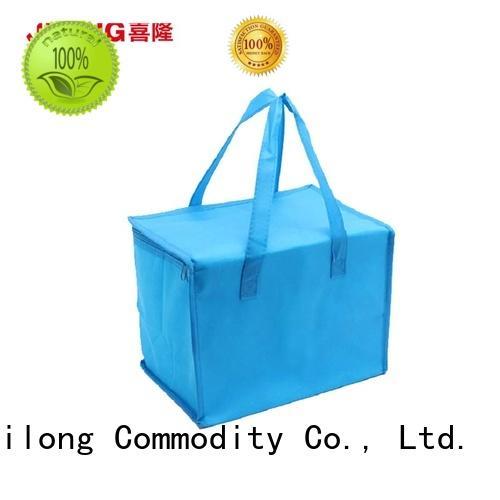 Xilong woven cooler bag manufacturer aluminium