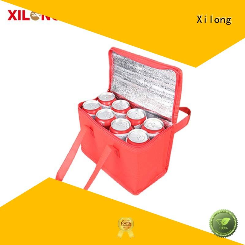 Xilong tote lunch cooler tote bag tote for storage