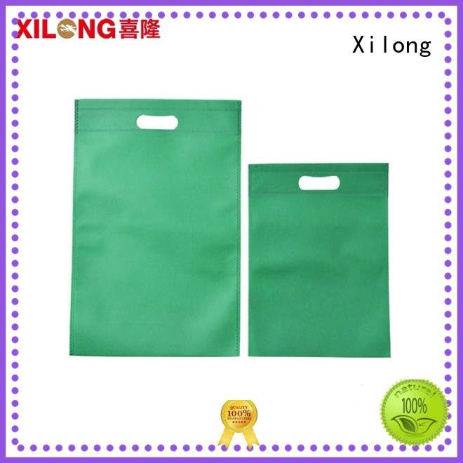 Xilong eco best shopping bags factory price