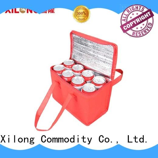 Xilong personalised cooler bags Suppliers