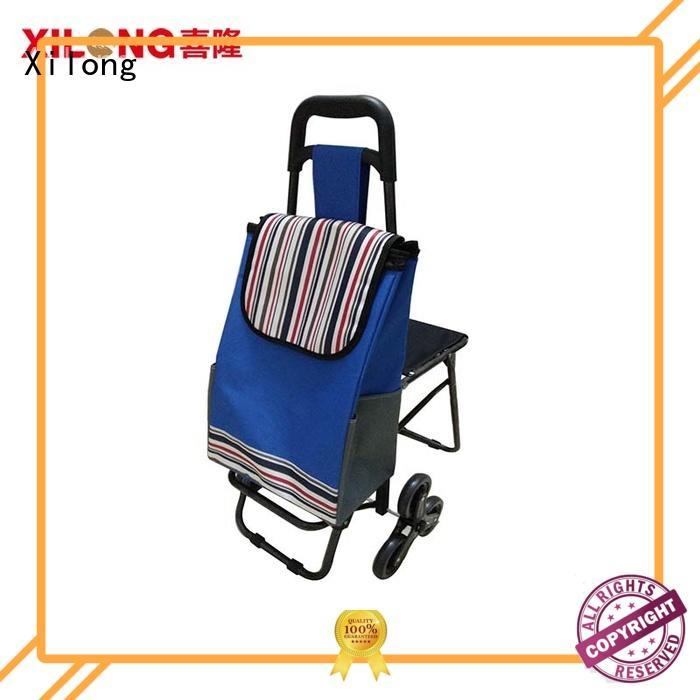 Xilong sale shopee trolley bag customization