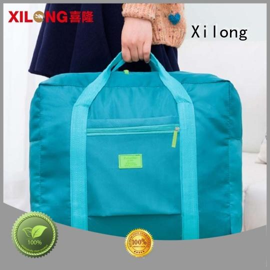Xilong Top wholesale duffle bags factory