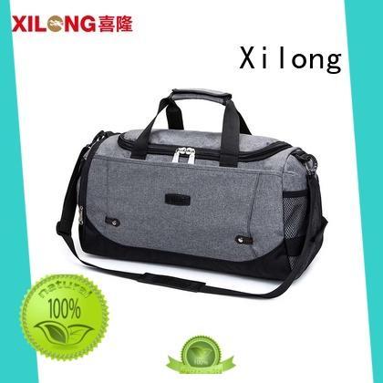 Xilong foldable sports duffel bag manufacturer for tour