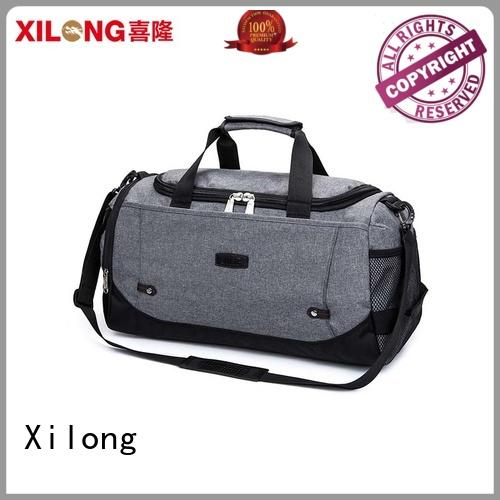 Xilong wholesale duffel sports bags