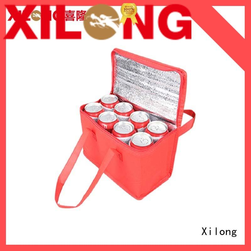 Xilong insulated personalized cooler bag bag for storage