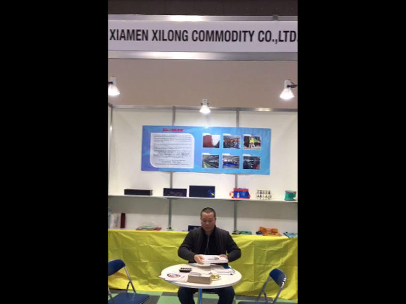 Fashion bag manufacturers exhibition video