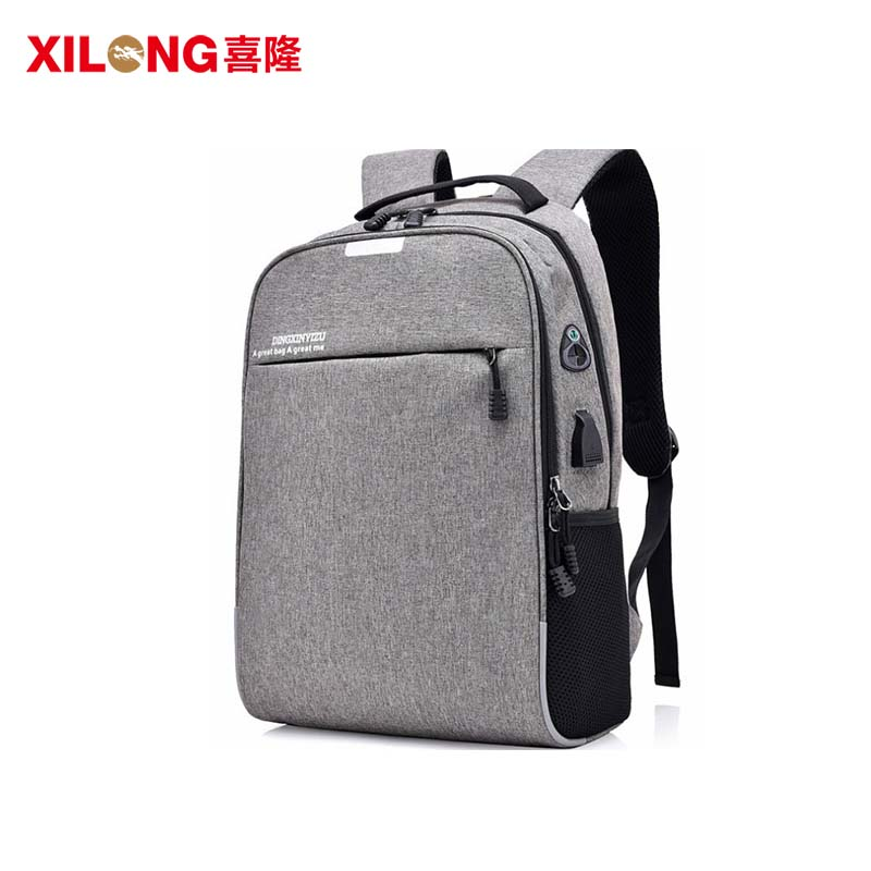 Xilong business stylish laptop backpacks bags for computer-1