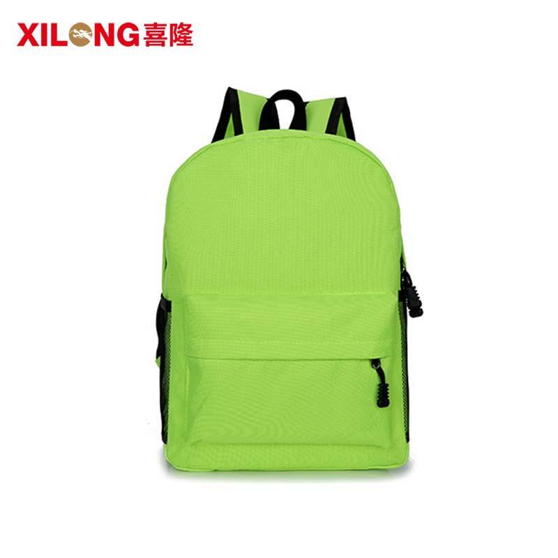 custom school bag backpack china