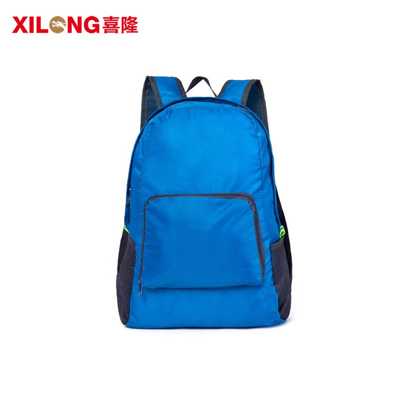 Xilong best fold up backpack best quality for boys-1