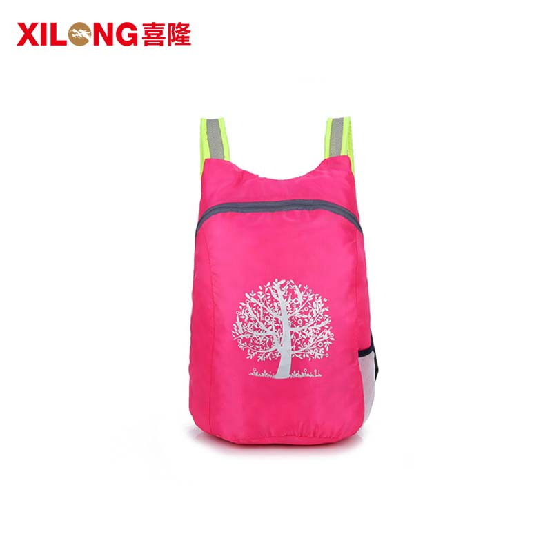 Xilong light foldable backpack bag best quality for tour-1