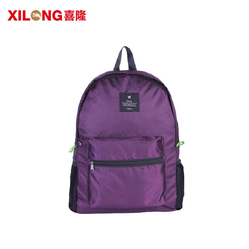Xilong logo foldable bike backpack reasonable price for travel-1