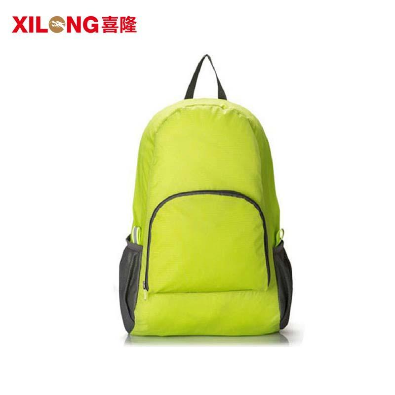 sport outdoor light  waterproof  foldable backpack bag