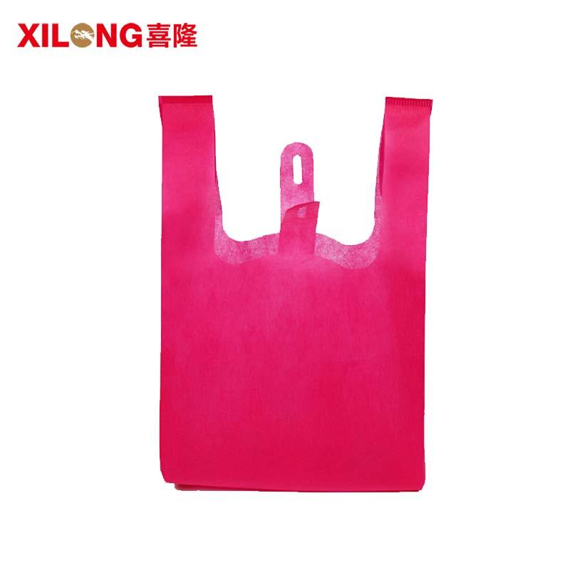 Promotion Colorful bulk reusable shopping tote bags