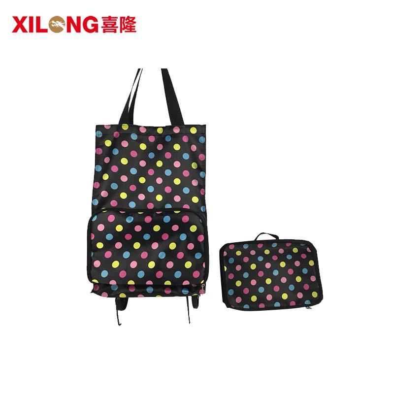 Hot sale Folding Shopping Trolley Bag