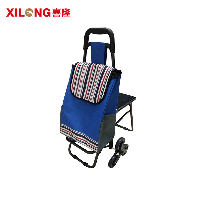 odm shopping cart trolley bags odm laminated for women-1