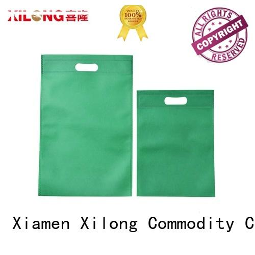 Xilong Christmas eco shopper bags wholesale now