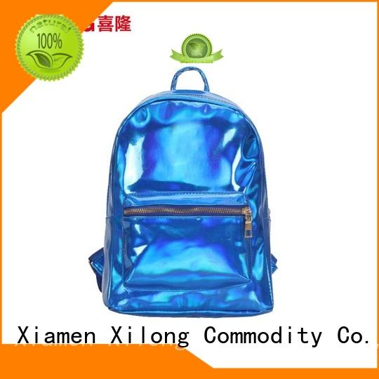 Xilong made school backpack manufacturers china for students