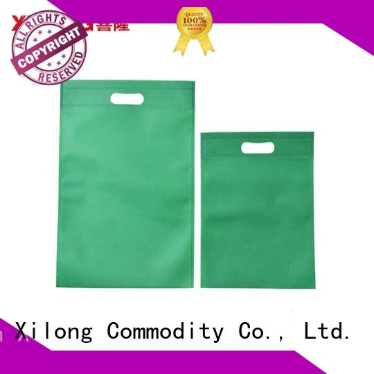 Xilong gift eco shopping bags factory price for hiking