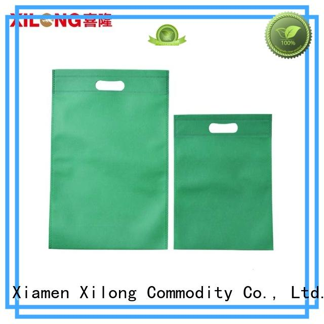 Xilong Top easy shopping bag factory