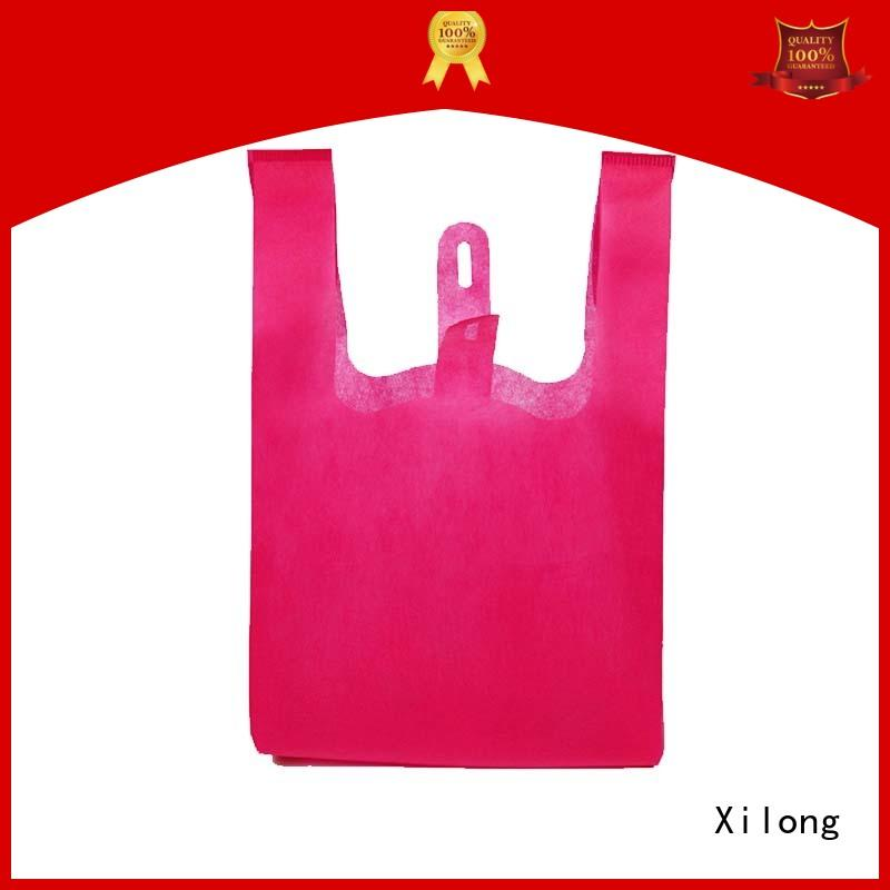 Xilong tote reusable shopping totes wholesale now for hiking