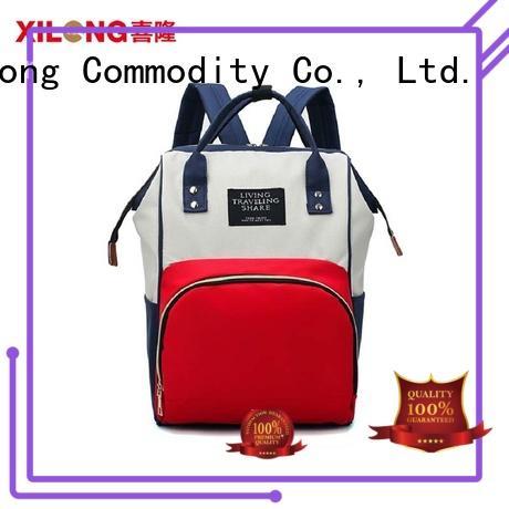 Latest cute diaper bag backpack company