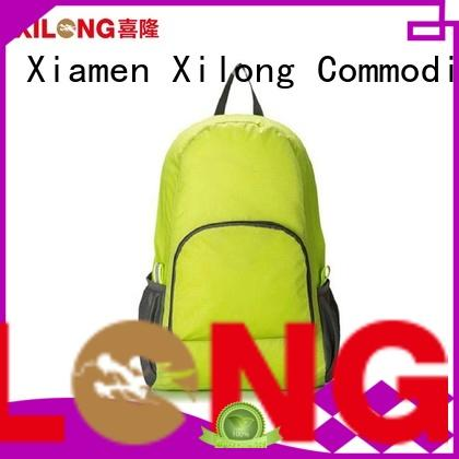 Xilong foldable foldable hiking backpack best quality for travel