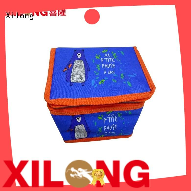 Xilong insulated insulated cooler tote aluminium