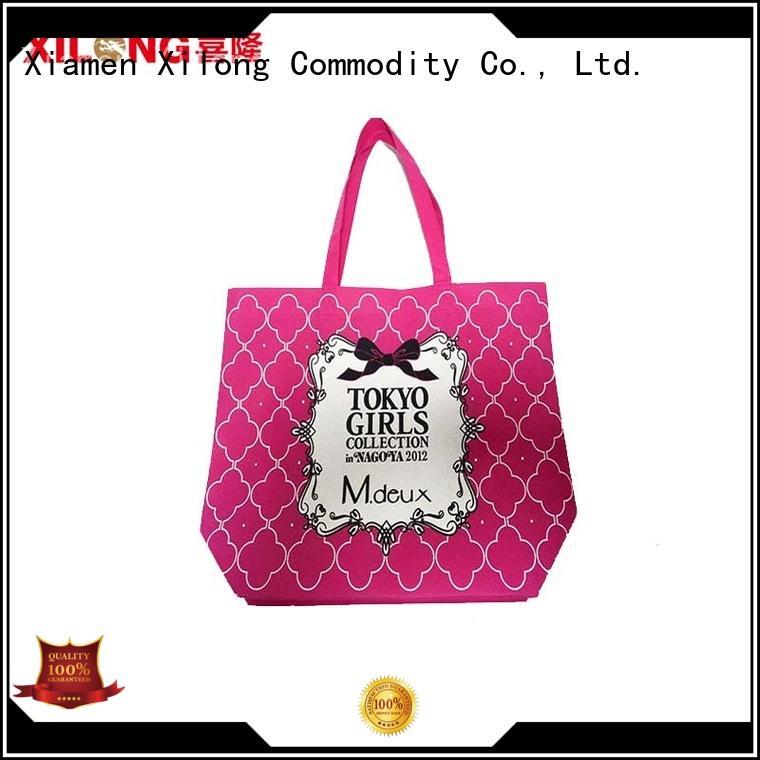 High-quality custom design shopping bags for business