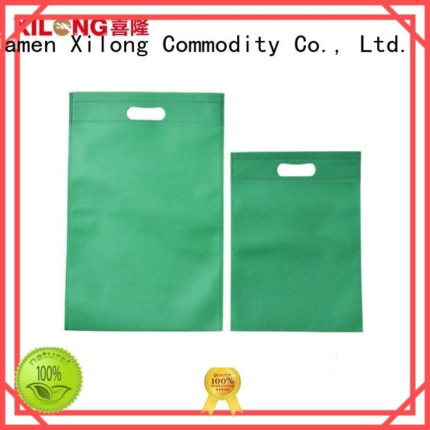 Xilong eco ladies shopping bag factory price for hiking