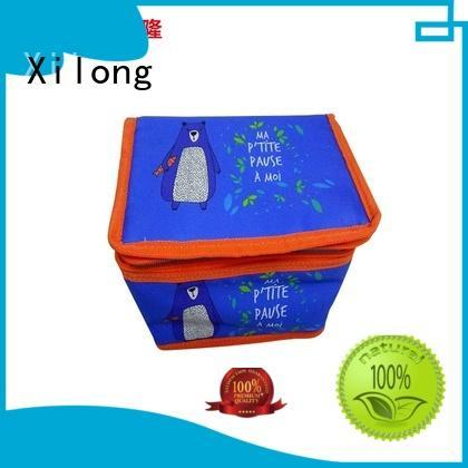 woven custom lunch bags picnic for shopping Xilong