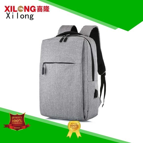 Xilong laptop travel backpack manufacturers