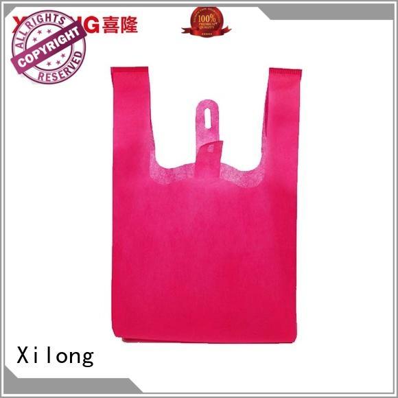 Xilong cool shopping bags factory