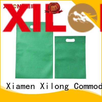 Xilong order custom shopping bags Supply