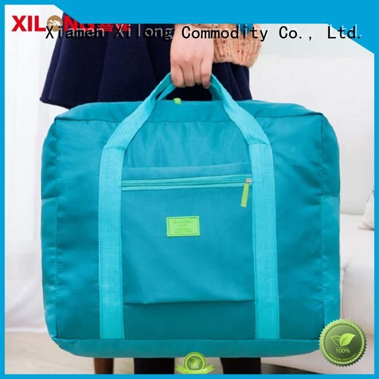Xilong Custom personalized duffle bags no minimum Suppliers