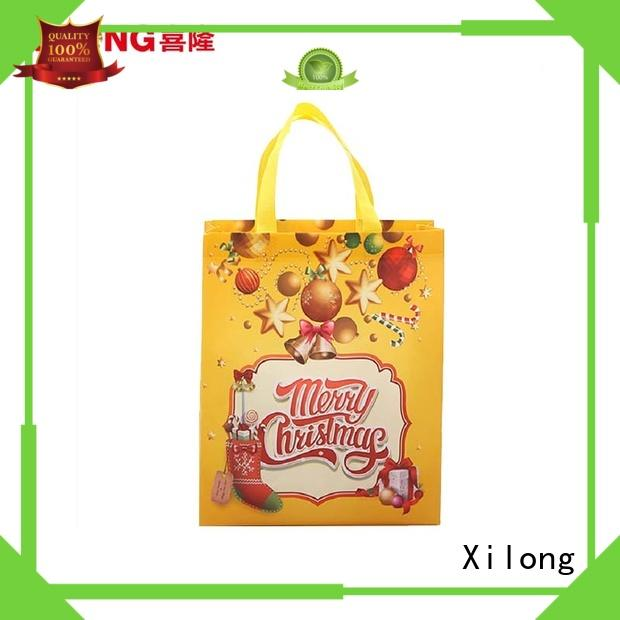 Xilong Wholesale fabric shopping bag company