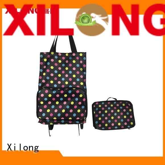 Xilong on granny shopping trolley customization for girls