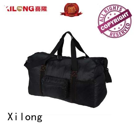 Xilong large wholesale duffel sports bags manufacturer for travel