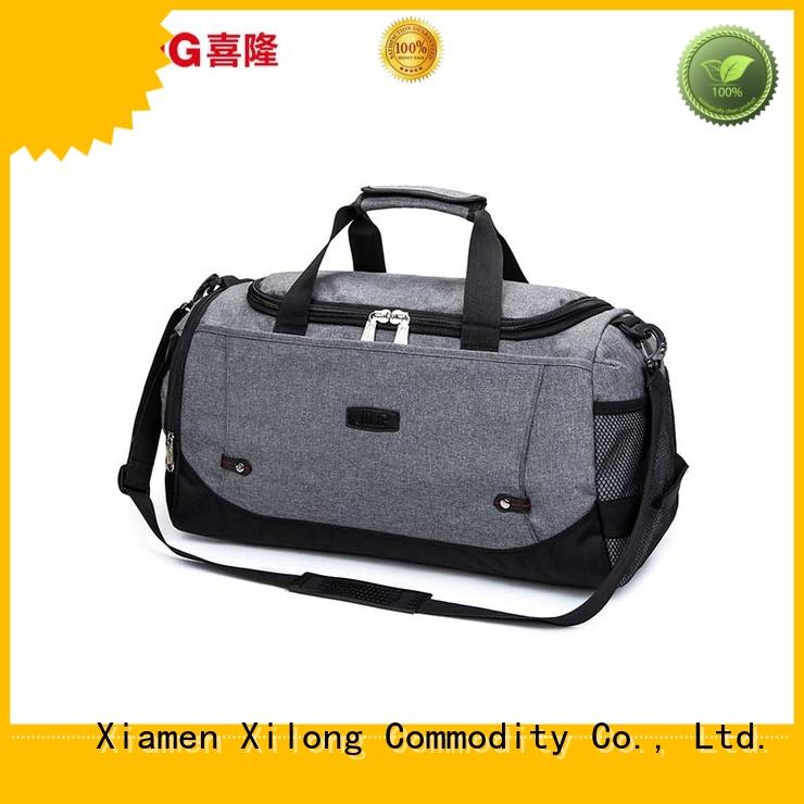 logo duffle bag companies duffle for travel Xilong