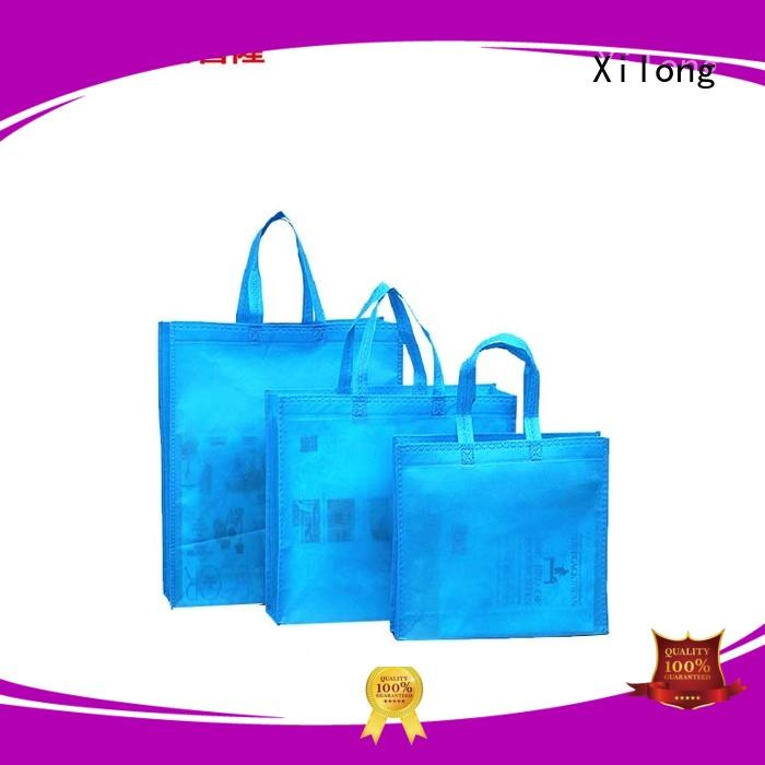 Christmas tote shopping bag handle factory price