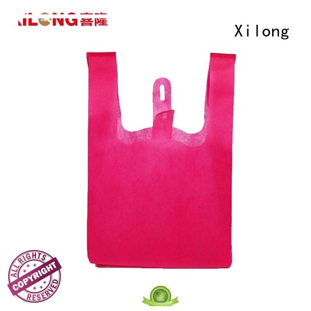 bulk plain shopping bags wholesale now for travel Xilong