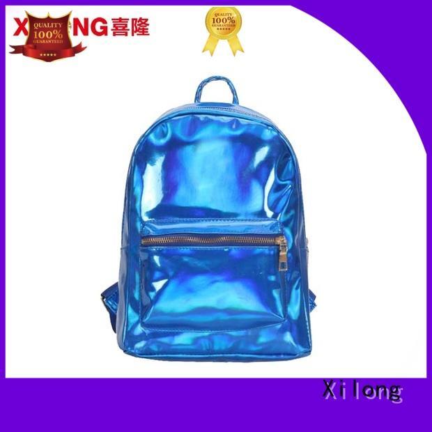 Xilong bag custom school bag custom