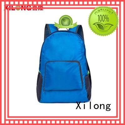 Xilong New oem backpack factory