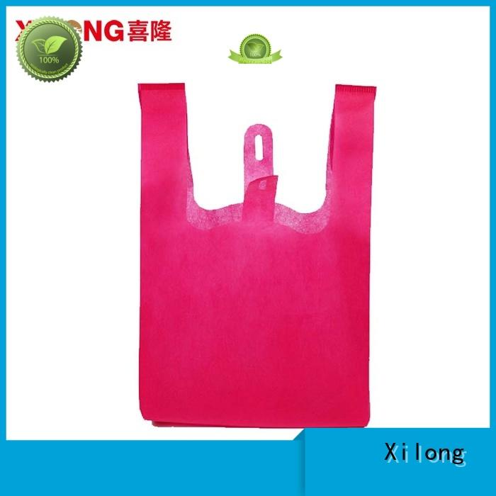 eco shopper bags seal for students Xilong