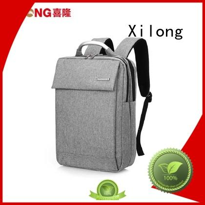 Xilong charging laptop backpack manufacturer computer for computer